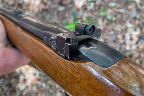 Ruger-Question How To Remove Williams Sight From Ruger 44 Magnum Carbine.