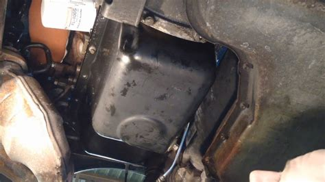 Taurus-Question How To Replace The Oil Pan Gasket 95 Ford Taurus.