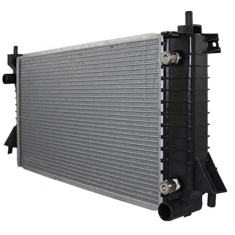 Taurus-Question How To Replace The Radiator On A 2005 Ford Taurus.