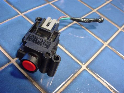 Taurus-Question How To Reset Inertia Switch On 2000 Ford Taurus