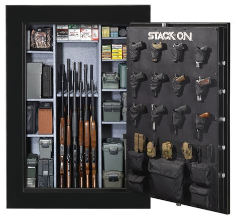 Gun-Store-Question How To Safely Store Guns And Ammo.