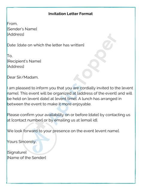 How to write invitation letter for australian tourist visa anwb how to write invitation letter for australian tourist visa invitation letter for visitor visa help australia stopboris Choice Image