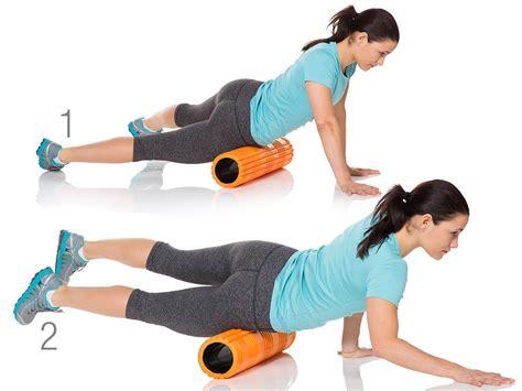 how to self massage hip flexors