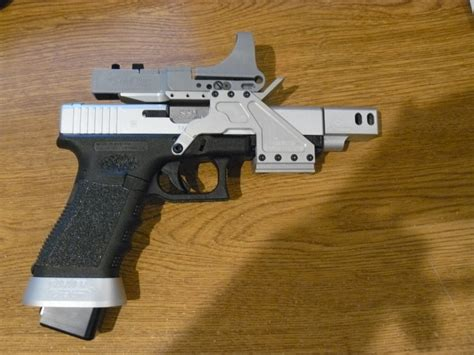 Glock-Question How To Set Up A Glock For Competition.
