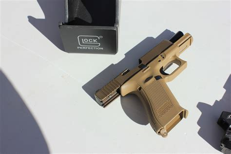 Glock-19 How To Shoot A Glock 19