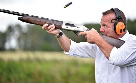 Gun How To Shoot A Gun.
