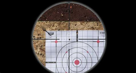 Rifle-Scopes How To Sight In A Rifle Scope In 2 Shots.