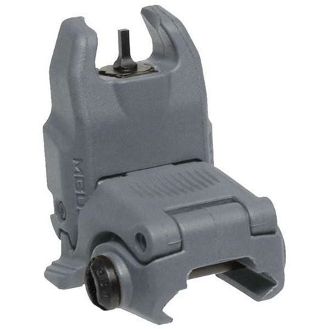 Magpul-Question How To Sight In Magpul Flip Up Sights.
