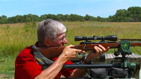 Rifle-Scopes How To Sight In Rifle With Scope.