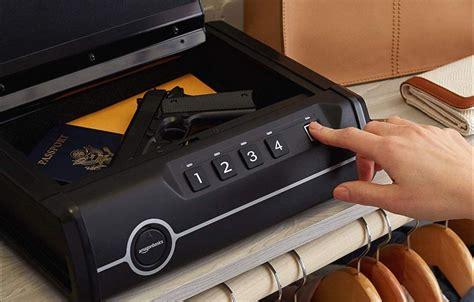 Gun-Store-Question How To Store Bedside Gun.
