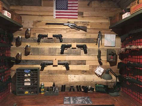 Gun-Store-Question How To Store Guns At Home.