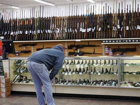 Gun-Store-Question How To Store Guns In California.