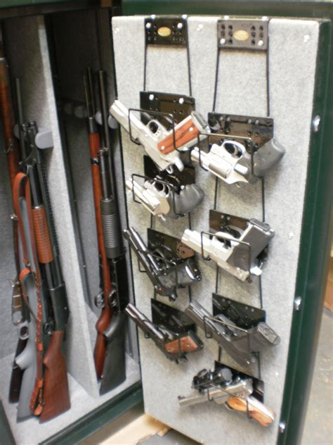 Gun-Store-Question How To Store The Gun Cases.