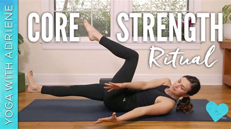 how to strengthen hip flexors yoga with adriene day 11
