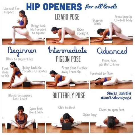 how to strengthen hip flexors yoga with adrienne morning travel