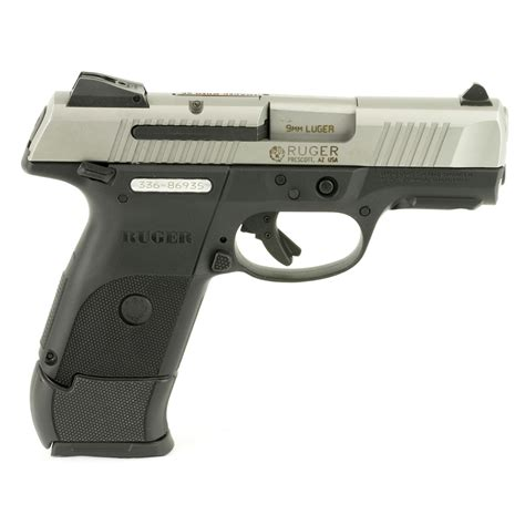 Ruger-Question How To Strip A Ruger Sr9c.