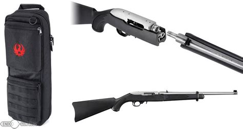 Ruger-Question How To Take Apart Ruger 10/22 Takedown.