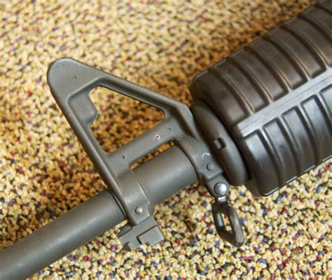 Gunkeyword How To Take Front Sight Off Ar 15.