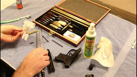 Ruger-Question How To Tear Down A Ruger 380 Lcp For Cleaning.
