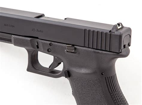 Glock-Question How To Tell 3rd Gen From 4th Gen Glock 21.