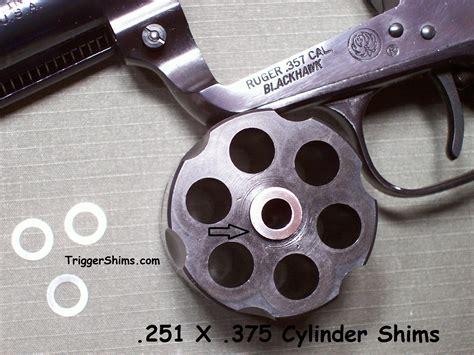 Ruger-Question How To Tighten Revolver Cylinder Gap On Ruger Blackhawk.