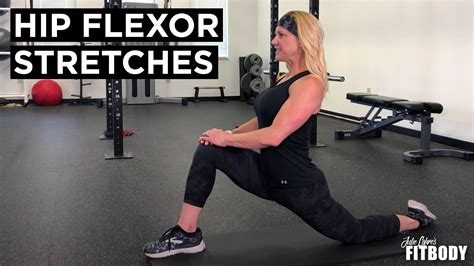 how to treat a hip flexor pull exercises bodyweight crossfit