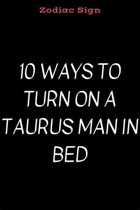 Gun-Shop How To Treat A Taurus Man In Bed.