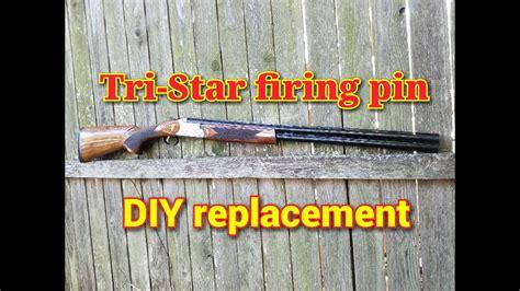 Shotgun-Question How To Unjam Firing Pin On Tristar Over Under Shotgun.