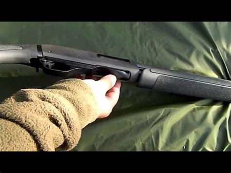 Shotgun-Question How To Unload A Puymp Action Shotgun.