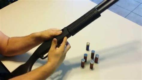 Shotgun-Question How To Unload A Savage Shotgun.