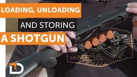 Shotgun-Question How To Unload A Shotgun Without Firing.
