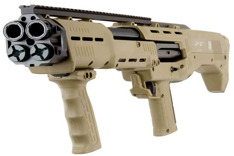 Shotgun-Question How To Unload My Dp 12 Shotgun.