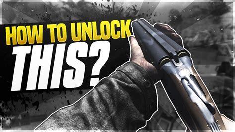 Shotgun-Question How To Unlock And Use.shotgun Bf1.