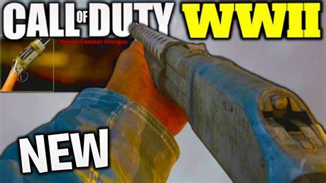 Shotgun-Question How To Unlock Combat Shotgun Ww2.