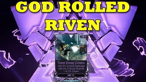 Shotgun-Question How To Unveil Shotgun Riven Mod Dont Kill Any Enemies.