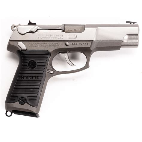 Ruger-Question How To Use A Ruger P89.