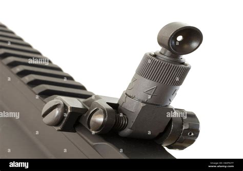 Gunkeyword How To Use Peep Sights On Ar 15.