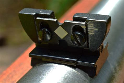 Ruger-Question How To Use Ruger 10 22 Iron Sights.