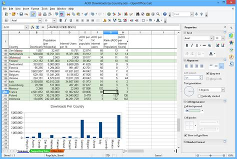 how to create a resume template in openoffice how to work with templates apache openoffice - Resume Templates For Openoffice