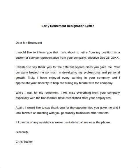 how to write a letter of resignation due to retirement how to write a resignation letter - How To Write A Letter Of Resignation Due To Retirement