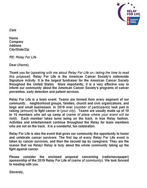 how to write a proposal example letter how to write an effective business proposalletter chron