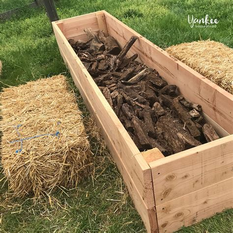 How Build A Raised Garden Bed