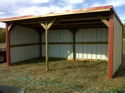 How Do You Build A Lean To Garage
