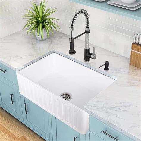 How Do You Install A Farmhouse Sink