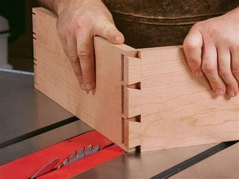 How Do You Make A Dovetail Joint