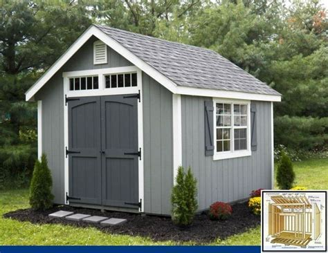 How Much To Build A Shed