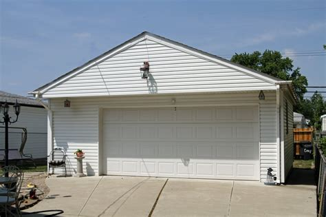 How Much Would It Cost To Build A Double Garage