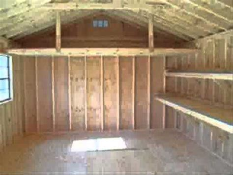 How To Build A 12 X 12 Shed