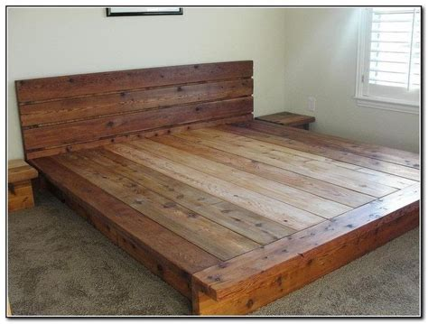 How To Build A Bed Base