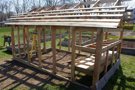 How To Build A Chicken Coop Enclosure